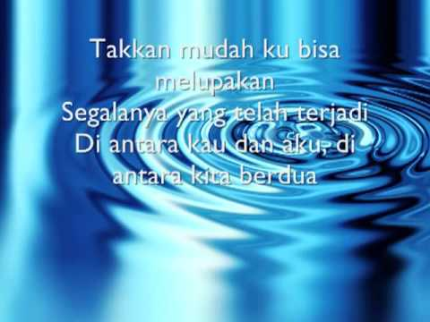 Sandhy Sandoro   Tak Pernah Padam with lyrics