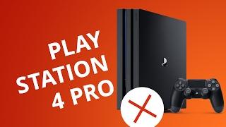5 motivos para NÃO comprar o PS4 Pro