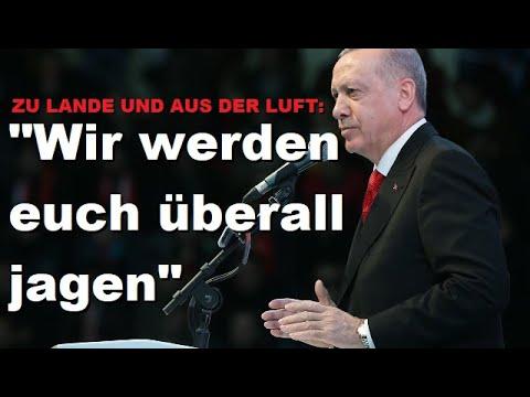 Rede des türkischen Präsidenten Erdogan zur Lage in Syrien (Deutsch)