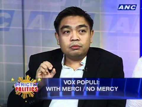 ANC Strictly Politics: Vox Populi: No Mercy With Merci 4/5