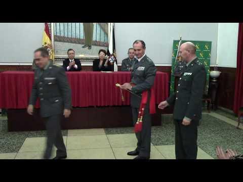 Imponen la faja de general de brigada a José Luis Gómez Salinero