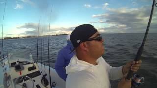 Jersey Justin Fishes with Bad Habit Sportfishing Charters