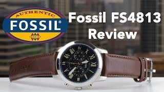 Fossil FS4813 Review