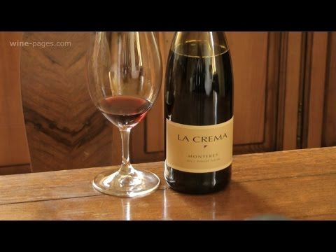 La Crema, Pinot Noir 2012, wine review