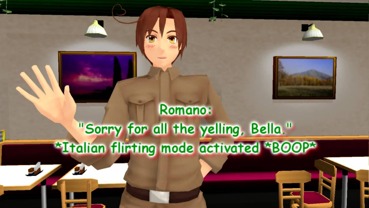 Hetalia dating sim game online
