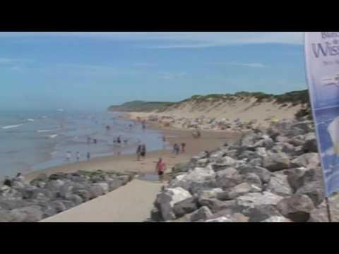Wissant (Opaalkust / Côte d'Opale, Pas-de-Calais) - Wandeling / Promenade (18 juli 2016)