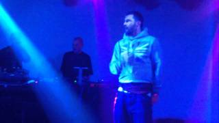 Alex P - Muzika (Live in 4KM)