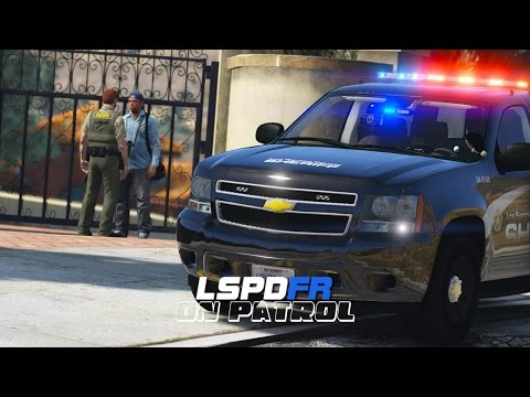 LSPDFR - Day 334 - Trespassing Paparazzi