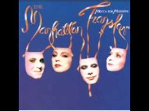 Manhattan Transfer Wanted Dead or Alive