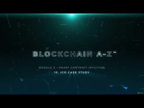 Blockchain A-Z: Smart Contract Intuition Part 3