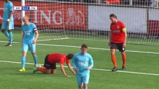 Samenvatting Katwijk - Jong Twente