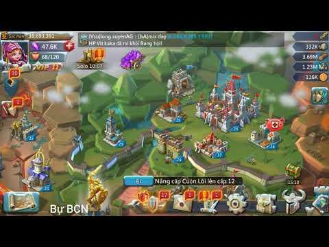 Tham Khảo Lên T4 Lord Mobile - Bự BCN