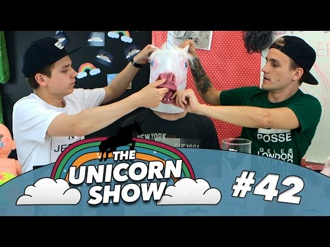 Sådan skriver du den perfekte joke! | The Unicorn Show | Ep. 42
