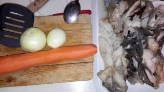 Греческий рыбный суп  Greek fish soup