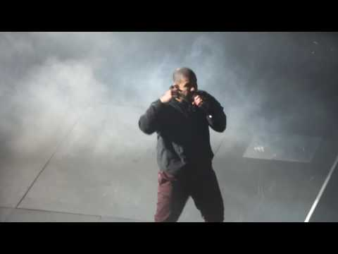 Drake - Trophies & Started From The Bottom - live Manchester 2017