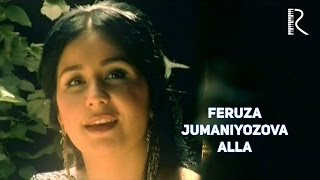 Feruza Jumaniyozova - Alla   Феруза Жуманиёзова - Алла #UydaQoling