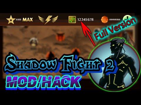 Shadow Fight 2 Mod Hack Apk | Full Unlocked Boss, Unlimited Money(v2)