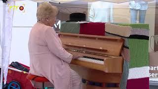 Streetpiano - Musikalische Klänge in der Achalmstadt