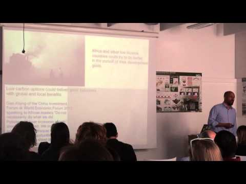 UCL-Energy Seminar: Deliberating on low carbon energy opportunities across Africa...