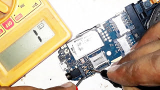 China mobile mic not working solutions or How to find mic ways in any mobile phone PCB Bord