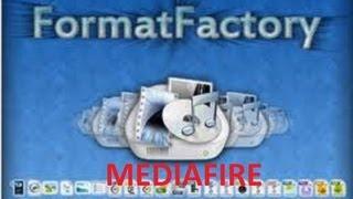 Gambar cover Descargar Format Factory 3.3.5 (2015) MEDIAFIRE
