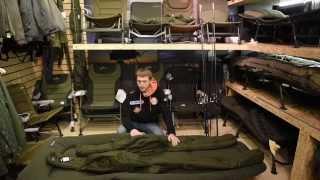 Чехол для удилищ FOX Royale 2-Rod Sleeves 10 -12ft