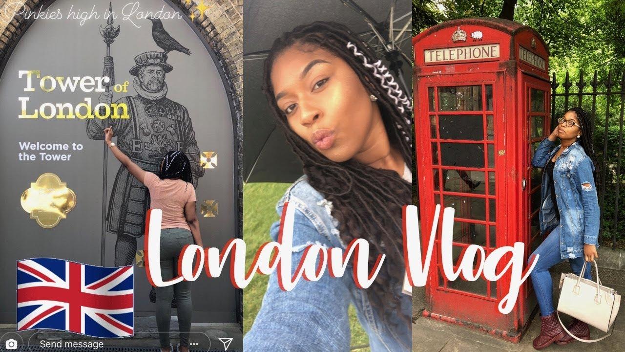 STUDY ABROAD - London Vlog 1 | WEEKEND TRIP TO BATH, ENGLAND! | Queen Ameirica