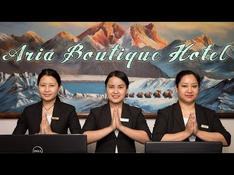 ARIA Boutique Hotel and Spa | Thamel, Kathmandu, Nepal