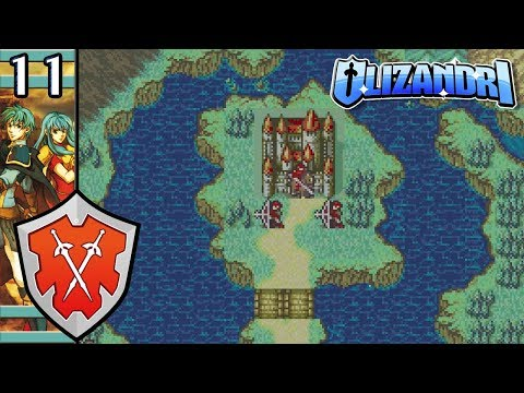 Fire Emblem: The Sacred Stones - Waterside Renvall Approach,