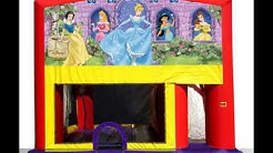 Bounce House Rentals Charlotte NC | Party Time Events 704-377-5867