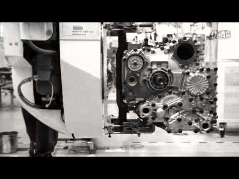 How a SCANIA Gearbox is Made