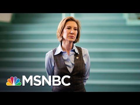 Carly Fiorina Suspends Presidential Campaign | MSNBC