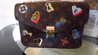 34ff833d16d7 New seller coco pochette metis love lock and empreinte créme