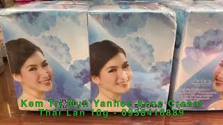 Kem Trị Mụn Yanhee Acne Cream Thái Lan 10g - 250k - 0938416889