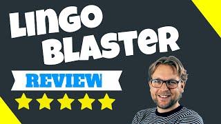 Lingo Blaster Review - ⚠️ DON'T BUY LINGO BLASTER WITHOUT MY 👉 CUSTOM 👈 BONUSES!