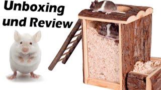 Trixie Buddelturm (Unboxing und Review)