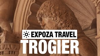 Trogir (Croatia) Vacation Travel Video Guide(Travel video about destination Trogir in Croatia. The picturesque old town of Trogir in Croatia is situated on a small island which is connected to the mainland by ..., 2015-11-28T00:00:00.000Z)