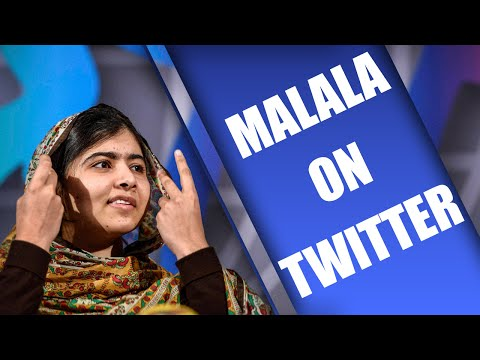 Malala Yousafzai joins twitter, Bill Gates, Justin Trudeau welcome her on social media | Oneindia