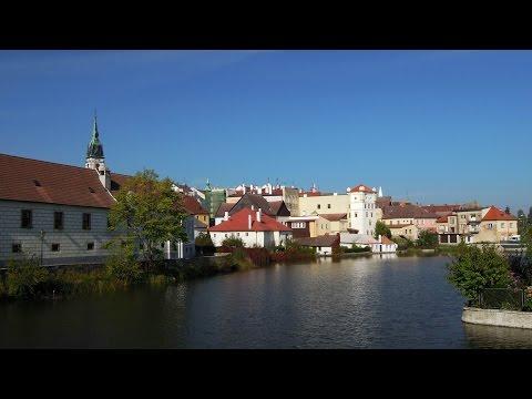 Замки Чехии: Йиндржихув Градец (Jindřichův Hradec)