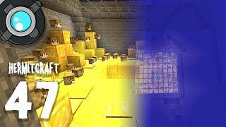 HermitCraft 6: 46 | Secret & Secure GRIAN Vault!