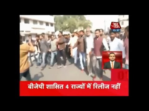 Nonstop 100 | Padmavat Released Across India Amidst Karni Sena Thuggery