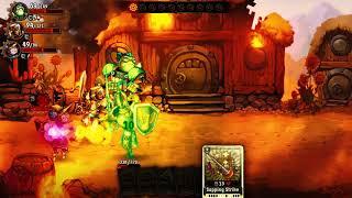 SteamWorld Quest: Hand of Gilgamech   PC Gameplay   1080p HD   Max Settings