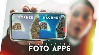 Die BESTEN Foto APPS für euer Smartphone! (2018) | Jonah Plank