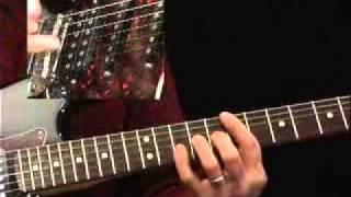 Intermediate Blues Rock Solos - #1 - Week 10