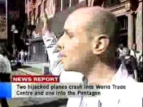 911 Eye Witness to bombs in basement