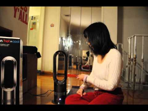 dyson hot and cold bladeless fan doovi. Black Bedroom Furniture Sets. Home Design Ideas