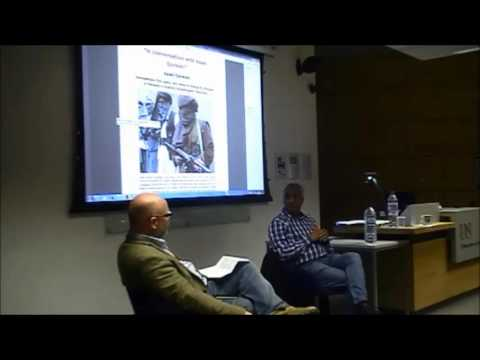 Asad Qureshi 'In conversation with Asad Qureshi'
