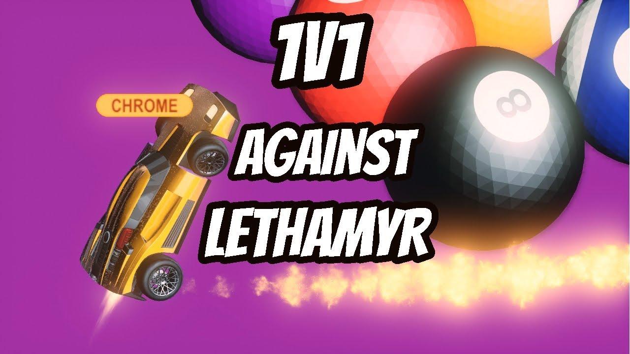 TAKING ON LETHAMYR 1V1 IN POOL!
