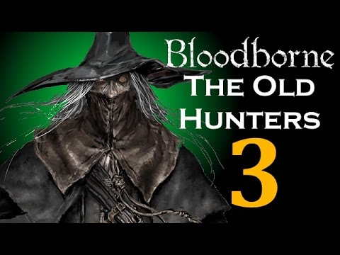 BLOODBORNE: THE OLD HUNTERS #3 - 100% EFFICIENT WALKTHROUGH - RESEARCH HALL to LIVING FAILURES BOSS