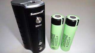Батарейный блок (мод) на 65w Smowell DPV 65(, 2015-10-12T08:43:16.000Z)